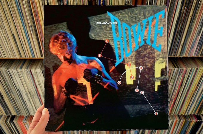David Bowie  A New Career In A New Town 19771982  13LP