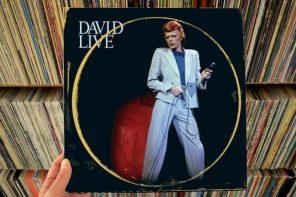 David Bowie – David Live 2LP
