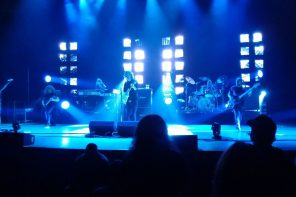 Opeth / The Sword @ Massey Hall, Toronto ON, October 5, 2016