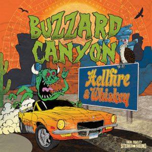 Buzzard Canyon – Hellfire & Whiskey