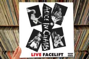 Alice In Chains – Live Facelift 12″ EP