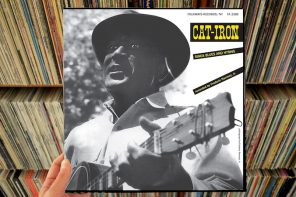 Cat-Iron – Sings Blues and Hymns LP