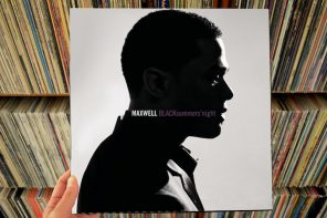 Maxwell – BLACKsummers'night LP (reissue)