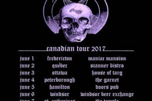 Hard Charger + Satanarchist @ Coalition, Toronto on June 8, 2017