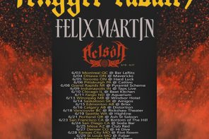 Tengger Cavalry + Felix Martin + Malphas @ Hard Luck Bar, Toronto on June 5, 2017