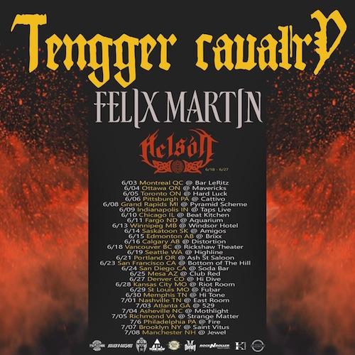 Tengger Cavalry Felix Martin Malphas Hard Luck Bar