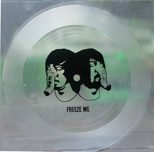 Death From Above Freeze Me Flexi Disc Single