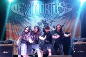 EXMORTUS interview: at The Chapel, San Francisco CA, 8 July 2017