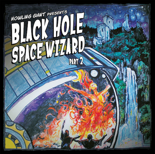 Mammoth Weed Wizard Bastard To Release Yn Ol I Annwn: Black Hole Space Wizard Part 2