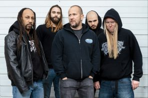 SUFFOCATION interview: Terrance Hobbs + Kevin Muller, Social Hall SF CA, 15 June 2017