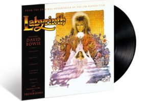 David Bowie with Trevor Jones – Labyrinth (reissue LP)