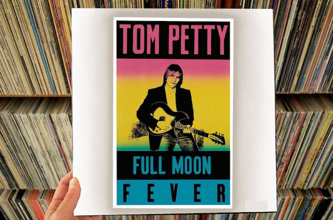 Tom Petty Full Moon Fever Lp Hellbound Ca