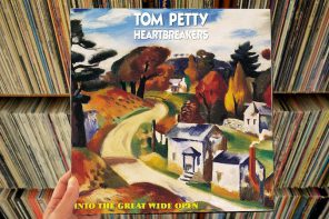 Tom Petty and the Heartbreakers – Into The Great Wide Open (vinyl reissue)