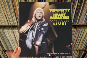 Tom Petty and the Heartbreakers – Pack Up The Plantation: Live! 2LP