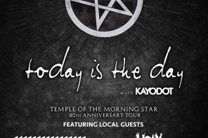 Today is the Day + Kayo Dot @ Hard Luck Bar, Toronto, 26 July 2017