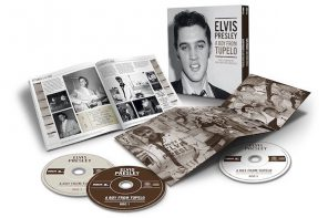 Elvis Presley – Boy From Tupelo (3CD box set)