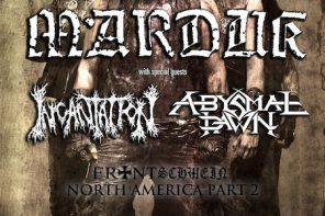 Marduk / Incantation @ The Garrison, Toronto, 2 September 2017
