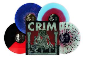 Crim – Blau sang, Vermell cel LP