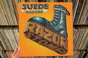 Suede Razors – Razor Stomp 12-inch EP