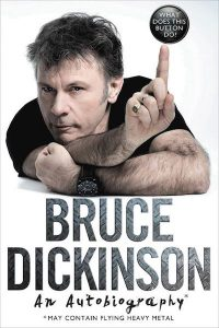 Bruce Dickinson – What Does This Button Do?