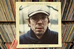 Justin Townes Earle – Kids On The Street LP