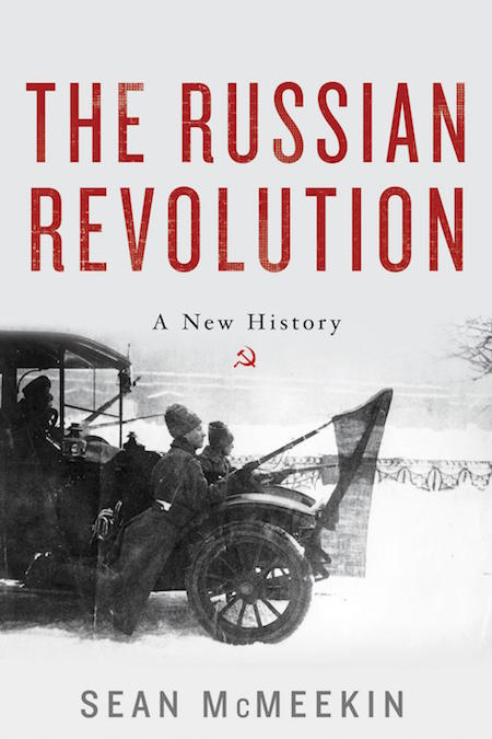 The Russian Revolution book cover