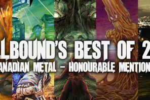 Best CANADIAN Metal of 2017: Honourable Mentions