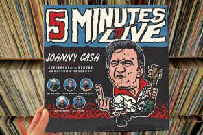 JoeCephus & the George Jonestown Massacre – Five Minutes To Live 12-inch EP