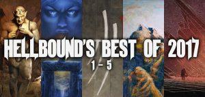 Best metal of 2017: 1-5