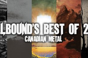 Best CANADIAN Metal of 2017: TOP 15