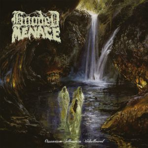 Hooded Menace – Ossuarium Silhouettes Unhallowed