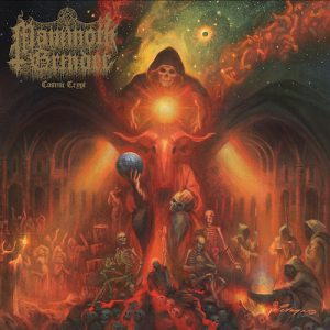 Mammoth Grinder – Cosmic Crypt