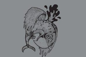 Vulture Whale – Aluminium LP