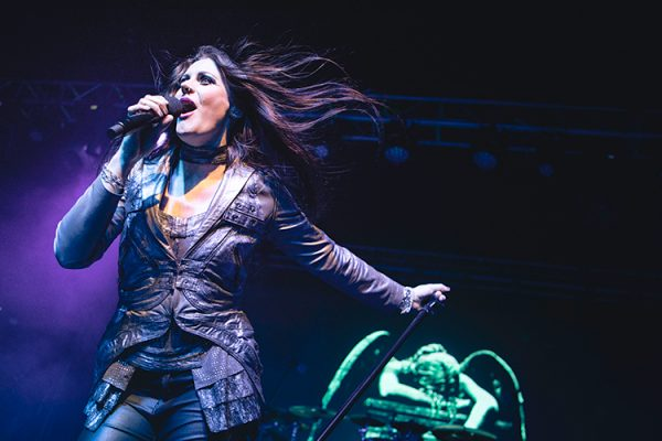 Nightwish in Charlotte, NC 2018