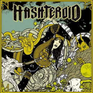 Hashteroid – self-titled