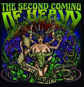 The Second Coming of Heavy Chapter VIII (Ride the Sun/The Trikes split)