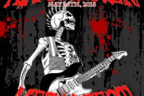Metal vs cancer: Kitchener Metalfest 2018