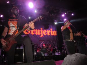 AMATEUR CONCERT PHOTOGRAPHY HOUR: BRUJERIA/Dayglo Abortions @ Opera House, June 16, 2018