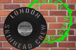 Booze & Glory – London Skinhead Crew (12″ die-cut single)
