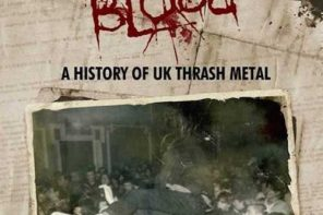 Contract In Blood: A History of UK Thrash Metal (book review)