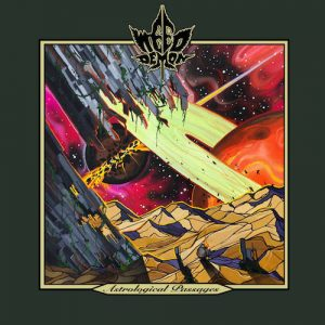 Weed Demon – Astrological Passages