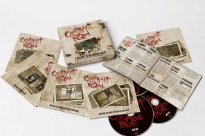 Various Artists – Contract In Blood: A History of UK Thrash Metal boxset