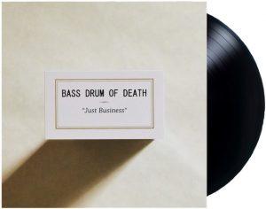 "Bass Drum of Death – ""Just Business"" LP"