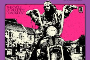 The Death Wheelers – I Tread on Your Grave