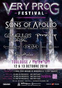 Welcoming the very first edition of Very Prog Festival