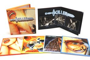 Killer – Volume One: The Mausoleum Years 1981-1990
