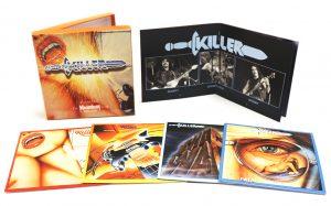 Killer – Volume One: The Mausoleum Years 1981-1990