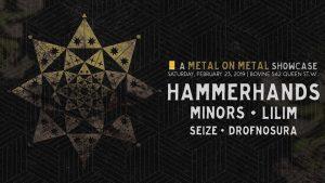 CJRU 1280's Metal on Metal Showcase