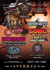 Hard Rock Hell: HRH Prog VIII Sheffield @ 02 Academy