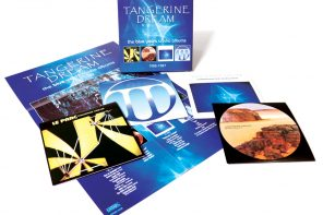 Tangerine Dream – The Blue Years Studio Albums 1985-1987